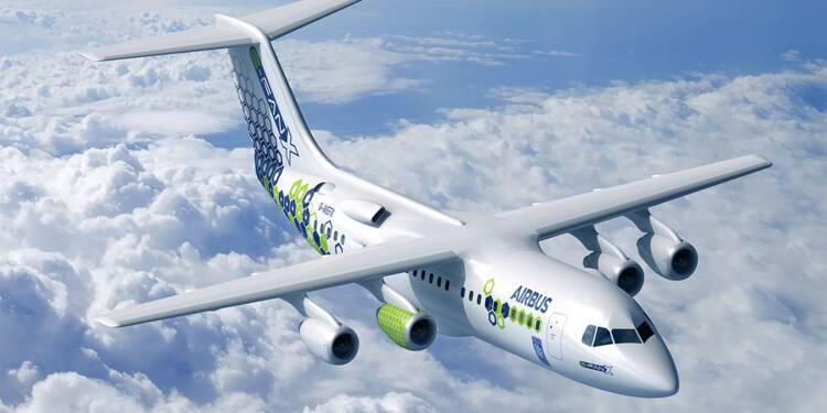 Pollution : comment les avions deviennent plus verts