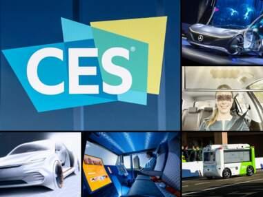 CES 2020 de Las Vegas : les innovations automobiles dévoilées