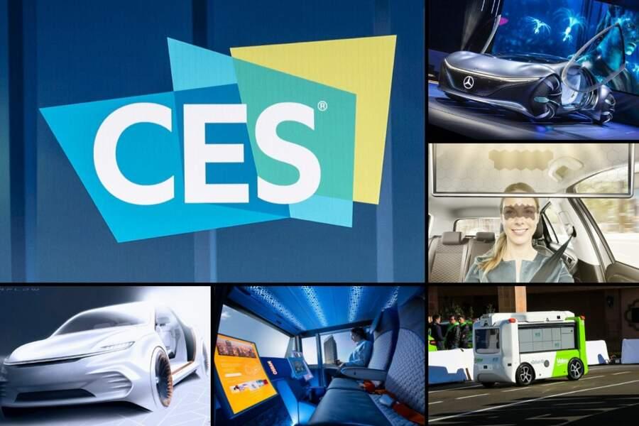 CES 2020 de Las Vegas : les innovations automobiles dévoilées ...