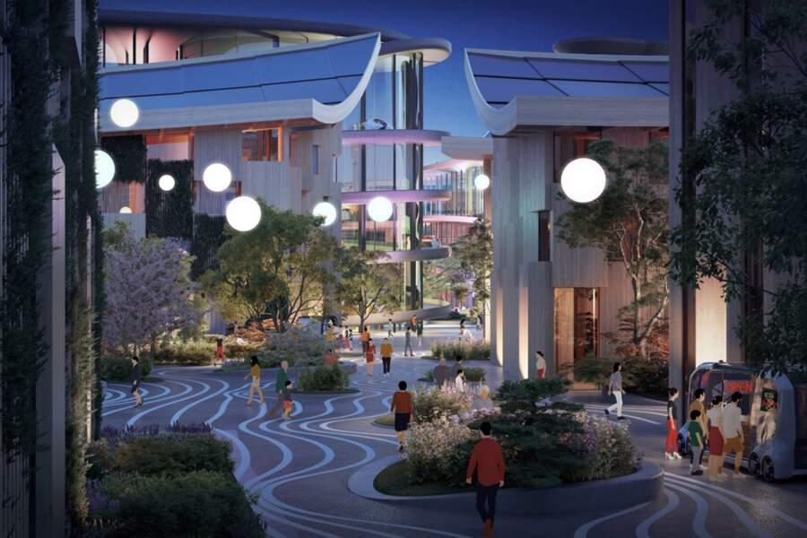 Toyota va construire une ville du futur