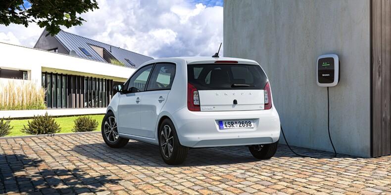 Renault K-ZE, Smart forfour, Seat Mii... 4 citadines électriques à moins de 25.000 euros