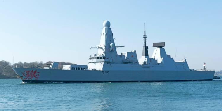 Iran : la Royal Navy envoie des navires protéger les bateaux commerciaux britanniques