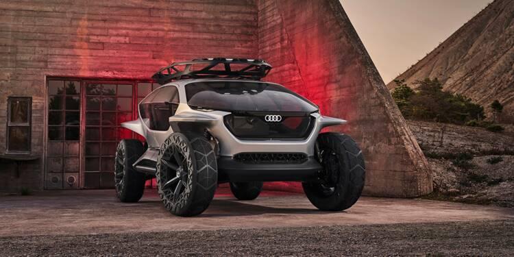 """BMW INext, Cadillac EV... 5 concept cars """"propres"""" pour demain"""