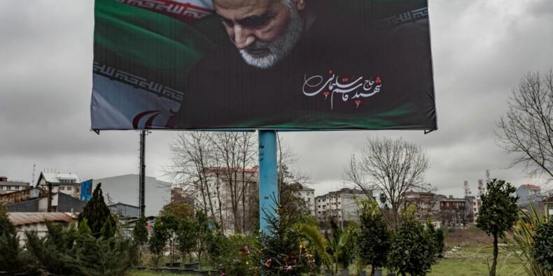 L'Iran frappe des bases abritant des Américains en Irak, Trump va s'exprimer