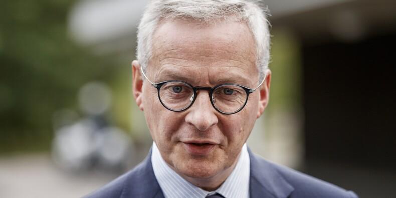 Impôts : Bruno Le Maire prêt à aider les commerces les plus touchés par les grèves