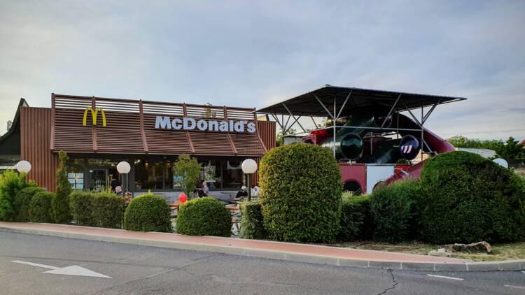 McDonald's lance une petite révolution dans ses cuisines