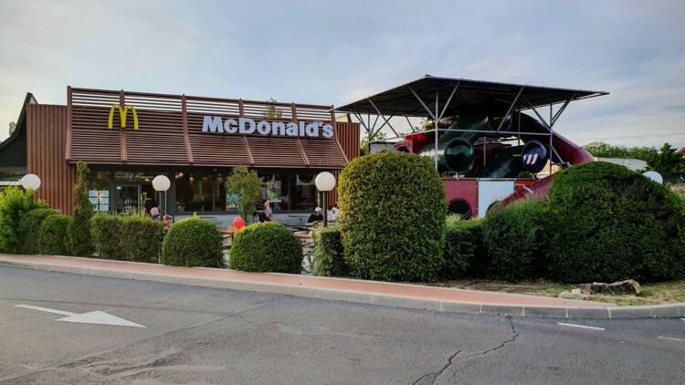 Victime d'un faux CDI chez McDonald's, un habitant de Seine-Maritime gagne aux prud'hommes