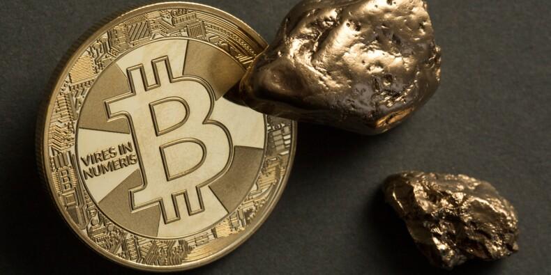 Bitcoin, une nouvelle valeur refuge dans les pas de l'or ?
