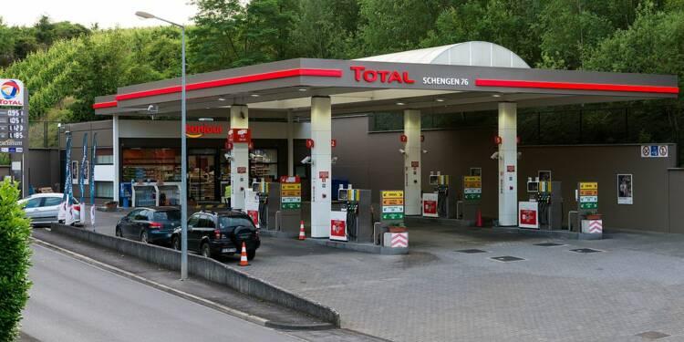 Total, le géant du pétrole génère beaucoup de cash : le conseil Bourse du jour