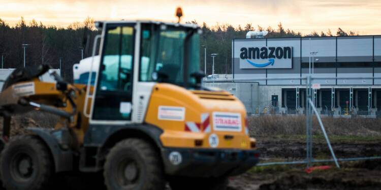 Amazon va bien s'implanter dans l'Oise, de nombreux emplois à la clé