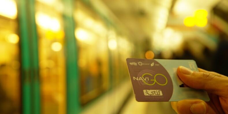 Coup de pouce financier pour les abonnés Navigo à l'année