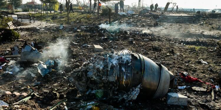 Crash du Boeing 737 en Iran : la piste du missile est crédible, pour l'Otan