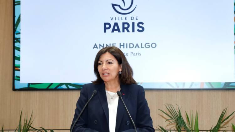 Municipales : Anne Hidalgo officialise sa candidature à un deuxième mandat à Paris
