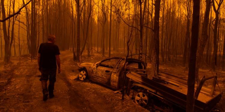 Incendie en Australie: le projet de loi n'est pas aussi salé pour les assureurs