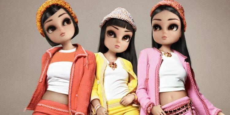 Les mannequins virtuelles, une aubaine pour les marques de luxe