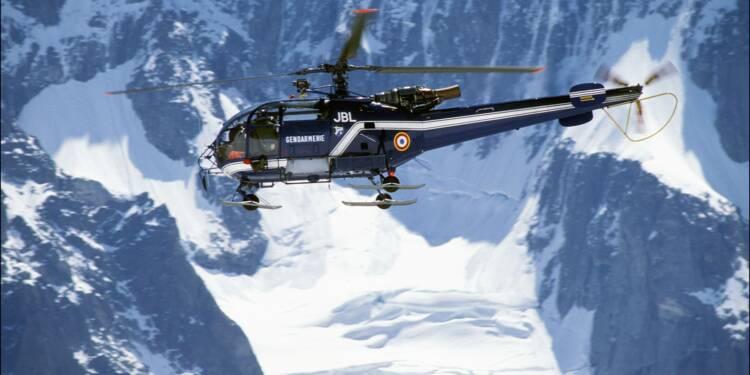 Faute de moyens, la gendarmerie contrainte de réduire le temps de vol de ses hélicoptères