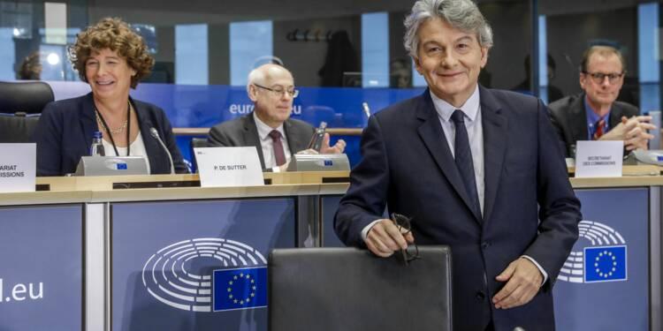 Le bulldozer Thierry Breton va-t-il se plaire à Bruxelles?