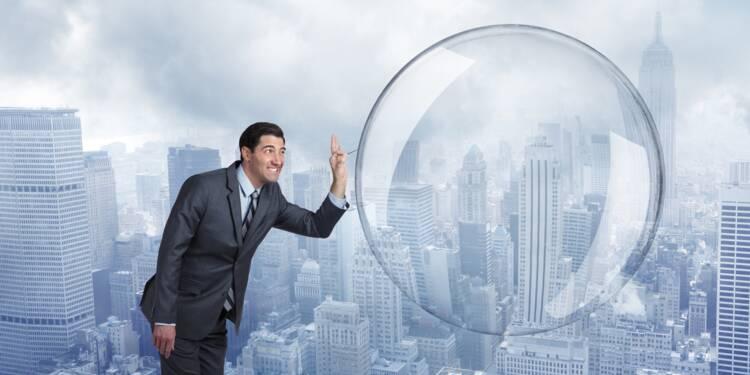 Hausse des actions : vers une reprise de la croissance… ou l'éclatement d'une bulle ?