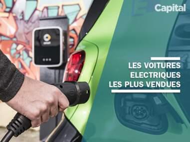 Les 10 voitures électriques les plus vendues en France en 2019