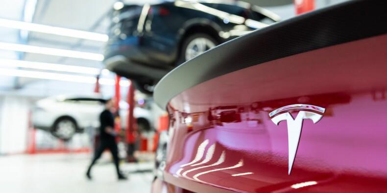 Les Tesla vont bientôt être capables de parler comme K 2000