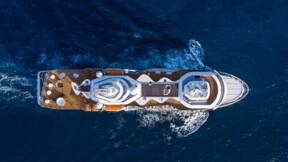 Les croisières de luxe des petits bateaux cinq étoiles