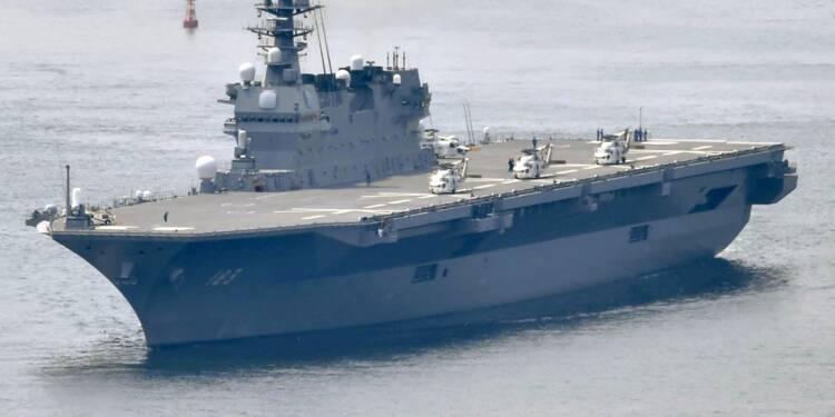 Pour parvenir à recruter, la marine japonaise promet le wifi à bord de ses navires