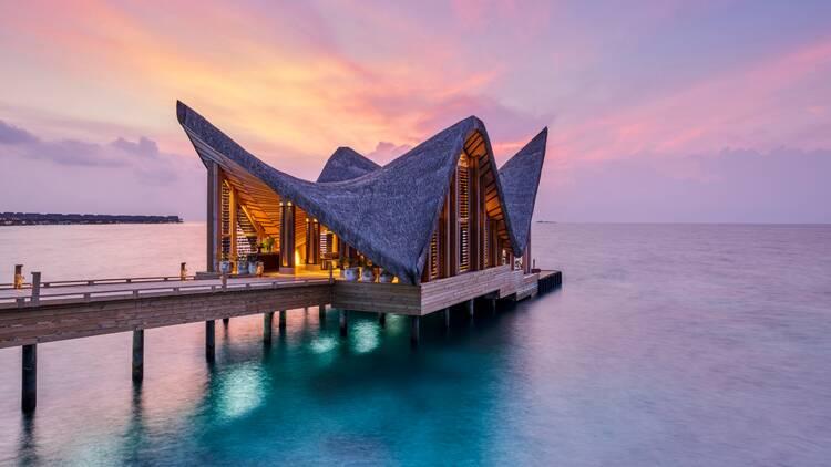 Villa sur l'eau, igloo au pôle Nord, safari-lodge... ces séjours paradisiaques du bout du monde