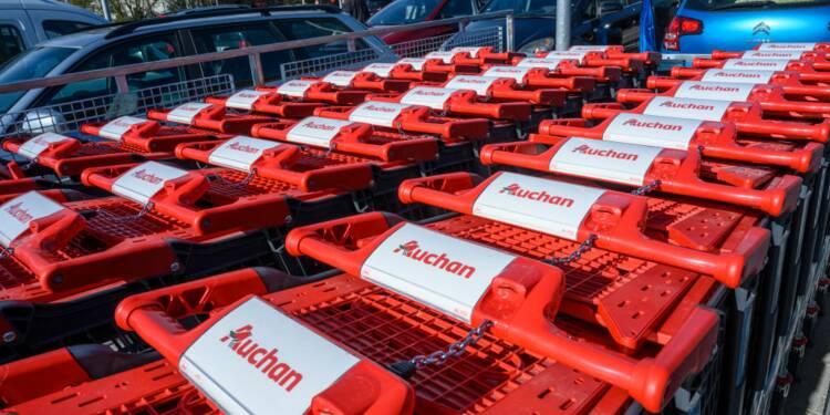 Le plan social d'Auchan dévoilé
