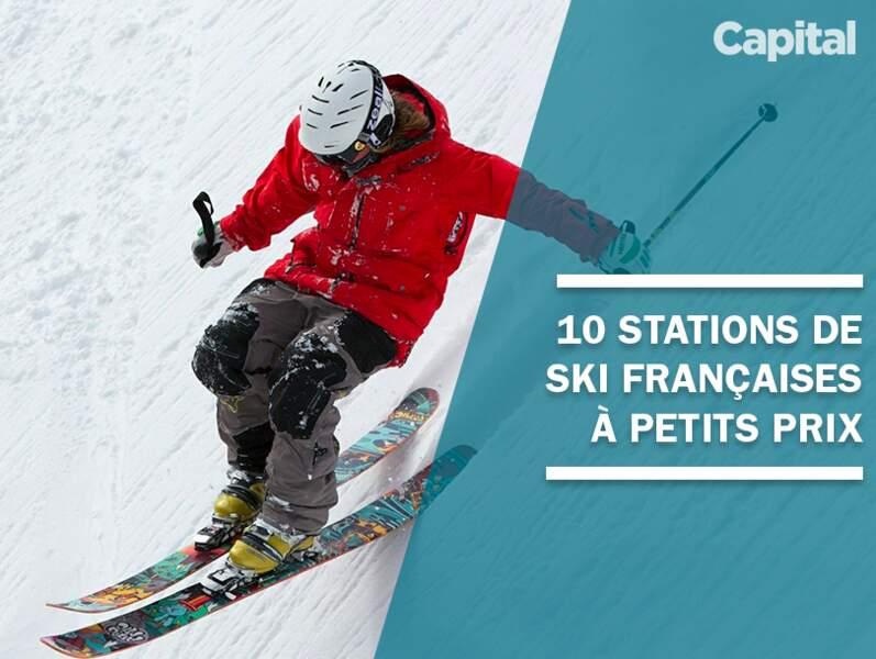 Pour des séjours à la montagne, découvrez notre sélection de stations où les remontées mécaniques coûtent le moins cher.
