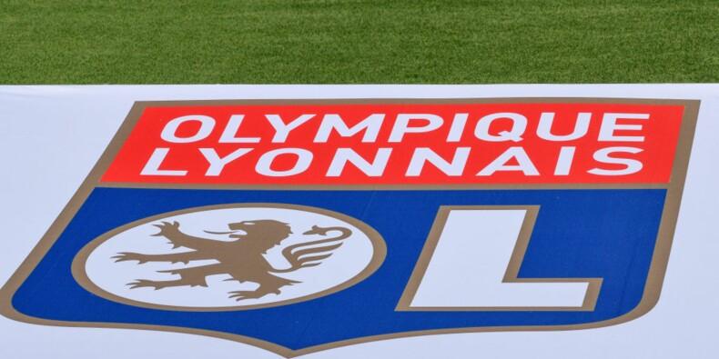 Le logo de l'Olympique lyonnais détourné par le Rassemblement national ?