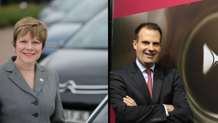 PSA nomme de nouveaux patrons pour Citroën et DS