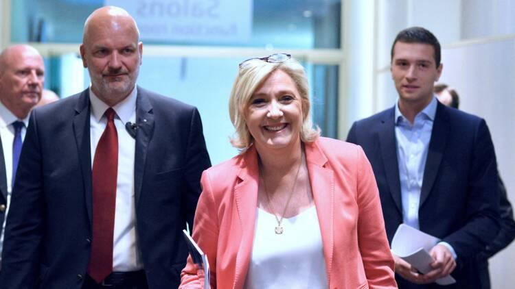 """Le RN de Marine Le Pen a-t-il gonflé ses dépenses de campagne des élections européennes pour """"optimiser"""" son remboursement ?"""