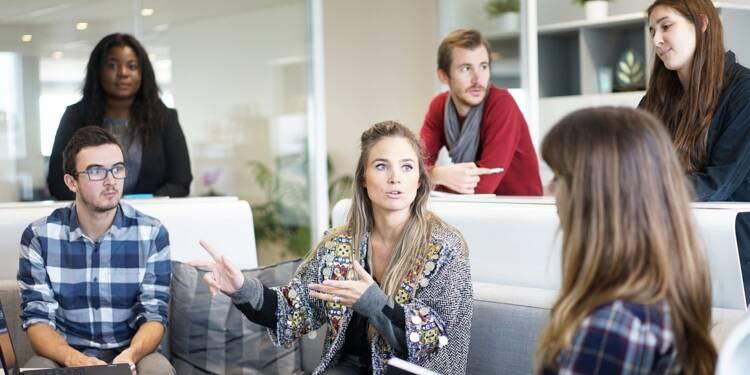Création d'entreprise : les Français toujours plus nombreux à se lancer