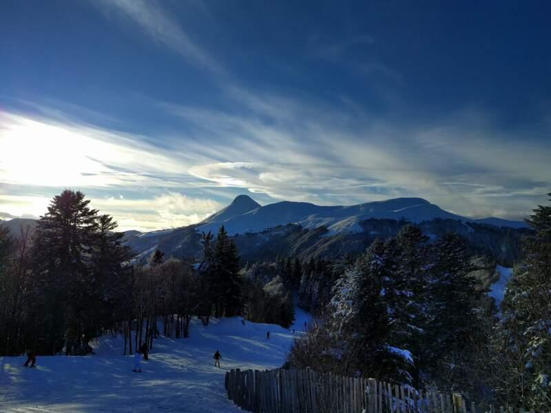 Le Lioran (Massif-Central)