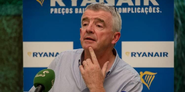 Ryanair menace d'attaquer le gouvernement britannique pour ses aides publiques à Flybe