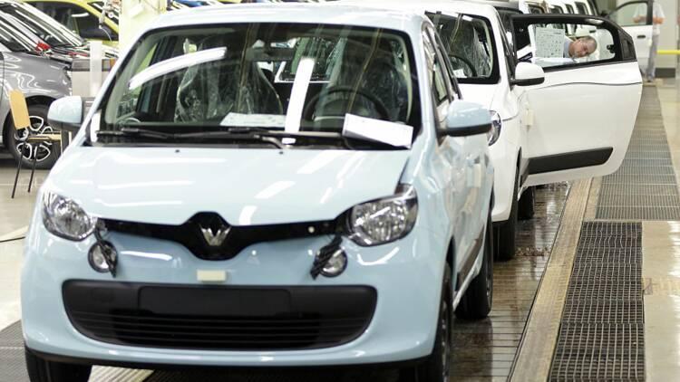 C'est officiel, Renault va lancer sa Twingo électrique