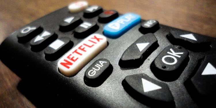 La croissance de Netflix ralentit depuis le déconfinement