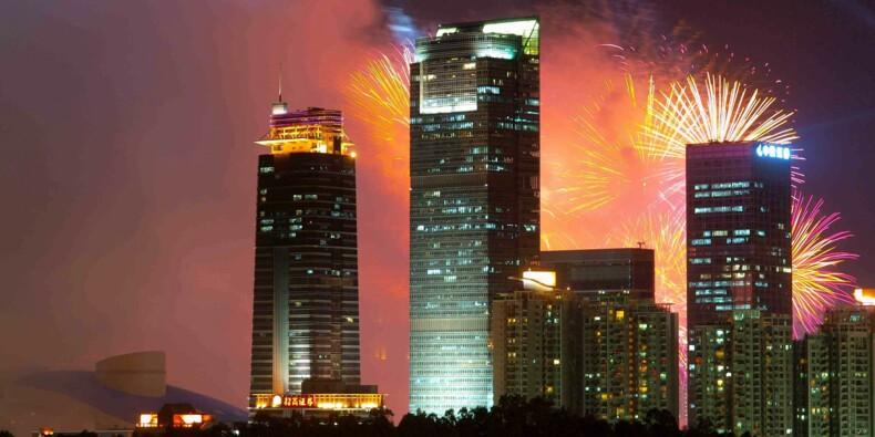 L'économie de la Chine explose, croissance historique