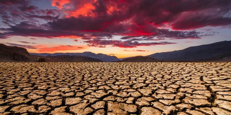 Le réchauffement climatique menace le système financier, avertit la Banque de France