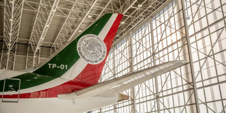 Mexique : une loterie lancée pour gagner l'avion présidentiel