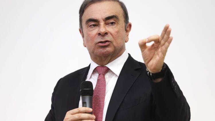 Carlos Ghosn prévoit la faillite pour Nissan d'ici 2 à 3 ans