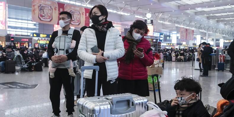 Le virus venant de Chine plombe les actions et le pétrole, Wuhan en quarantaine !