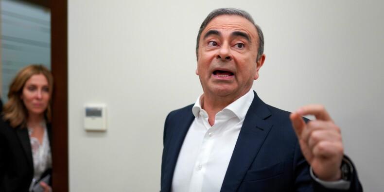 Un procureur contredit des propos tenus par Carlos Ghosn lors de sa conférence de presse