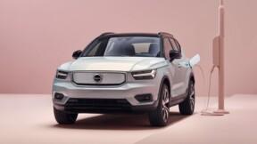 Volvo dévoile le prix de son SUV électrique, le XC40 Recharge