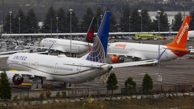 Plombé par le 737MAX, Boeing risque de voir sa note abaissée à nouveau