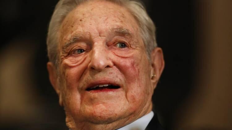 """George Soros va investir un montant colossal contre les """"dictateurs actuels et en devenir"""""""