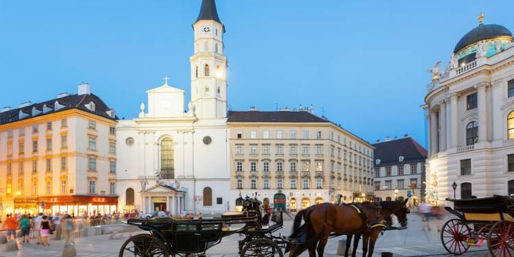 """La ville de Vienne accusée par un descendant des Rothschild de """"perpétuer"""" les lois nazies"""