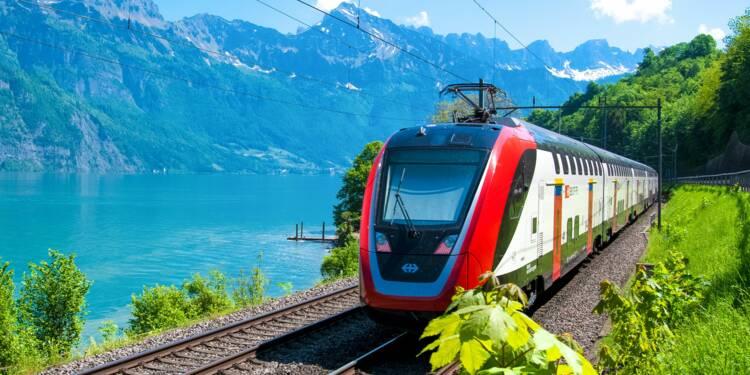 """25 trains Bombardier refusés par Deutsche Bahn, des """"défauts de fabrication"""" en cause"""
