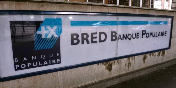Le gendarme de la Bourse inflige une amende salée à la BRED