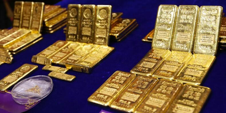 """""""L'or et l'argent profitent des taux bas et des craintes sur le dollar et la dette"""""""